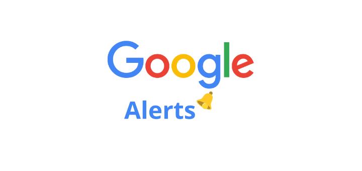 Google Alerts: Online Brand Reputation Software