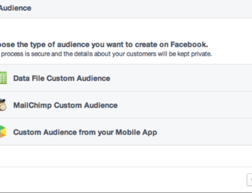 How to Use Facebook Custom Audiences in Power Editor for Ad Targeting