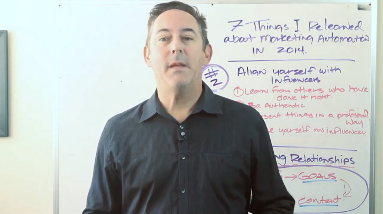 Align yourself with your influencers – Tip 2 of 7