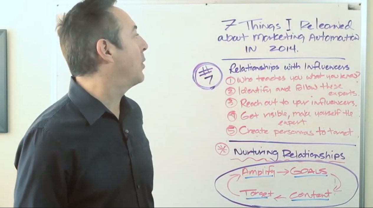 Develop relationships with your influencers – Tip 7 of 7